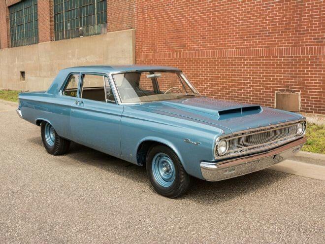 1965 Dodge Coronet Racing Hemi
