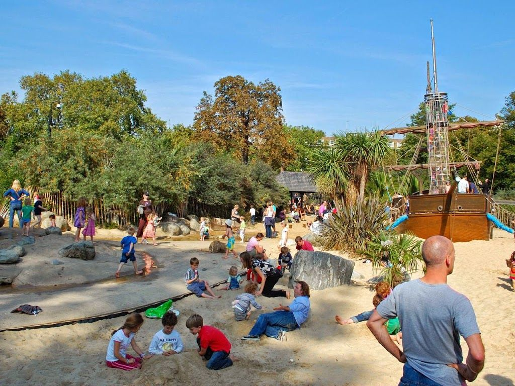 The best parks and playgrounds for kids in London - Romanian Mum Blog