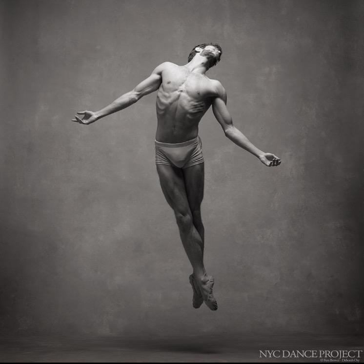 LE ROI DANSE: James Whiteside - Principal dancer - American