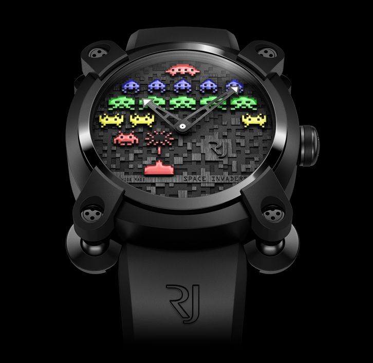 Space Invaders - Romain Jerome