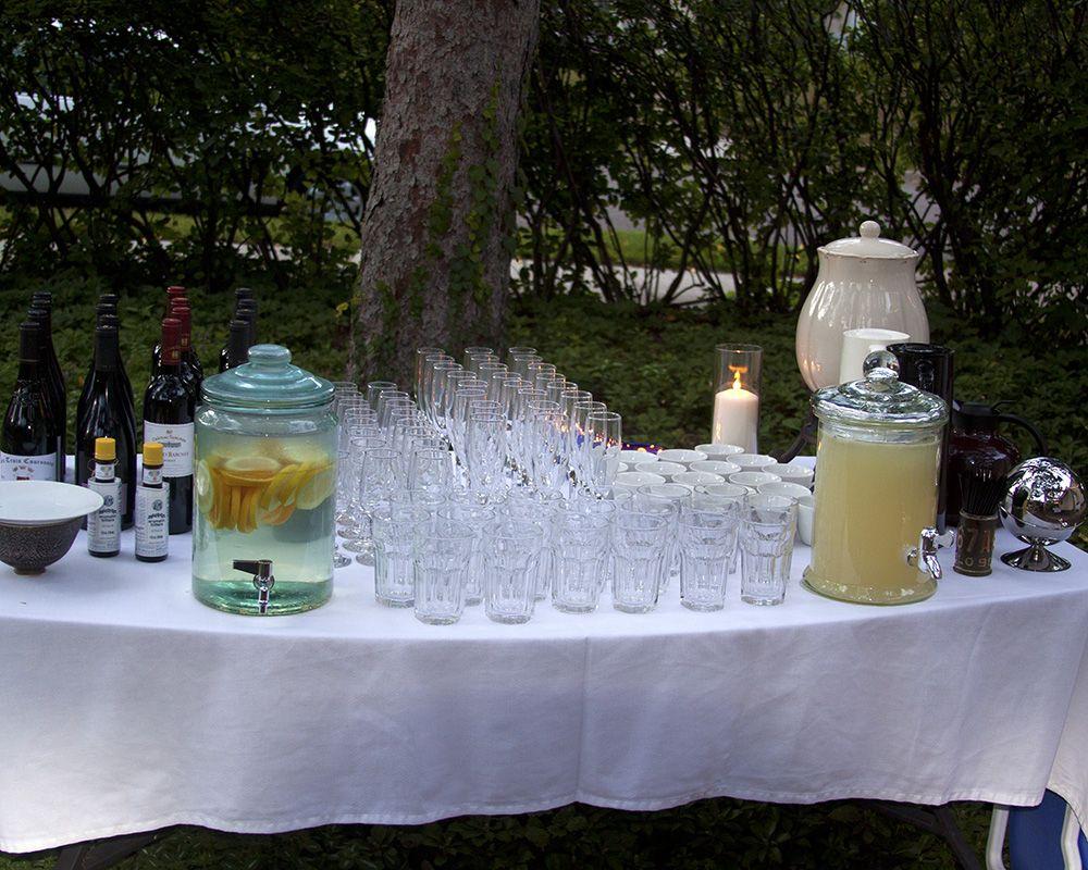 Sweet 16 Backyard Wedding Anniversary. (With images ...