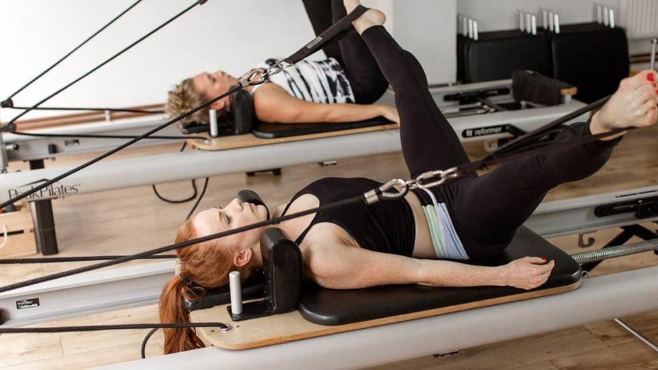 pilates reformer classes london