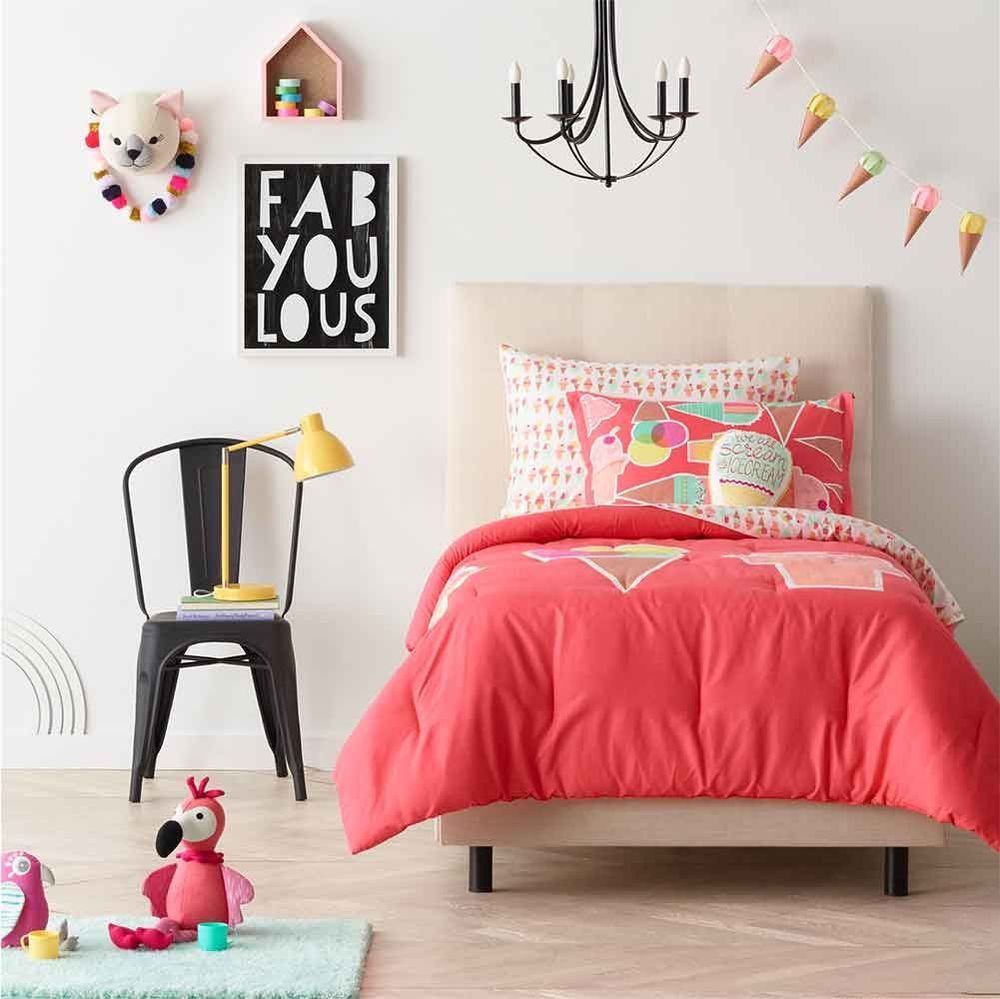Target debuts kids decor, but don't call it 'gender-neutral' | Girls room decor, Girl room, Pillow fort