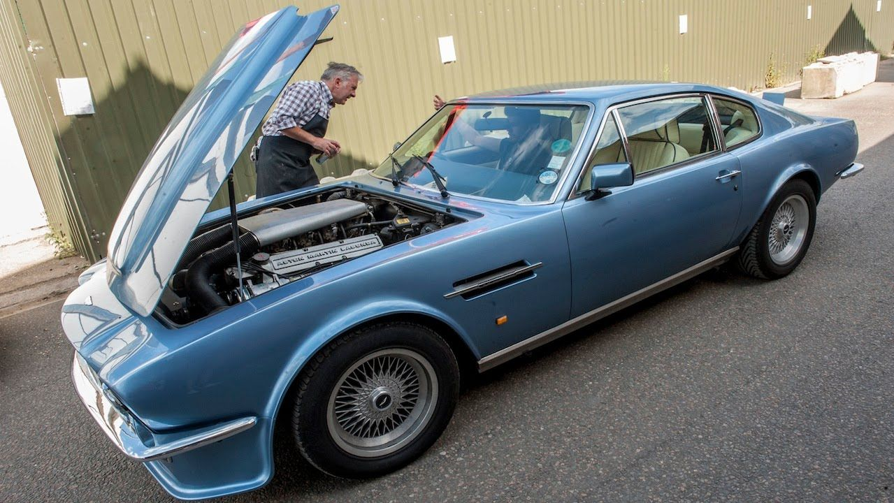 Episode 4 The One Million Pound Aston Martin Conversion