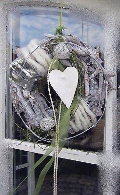 Photo of Vera door wreath, spring, summer. Autumn, winter, modern door decorations, decoration
