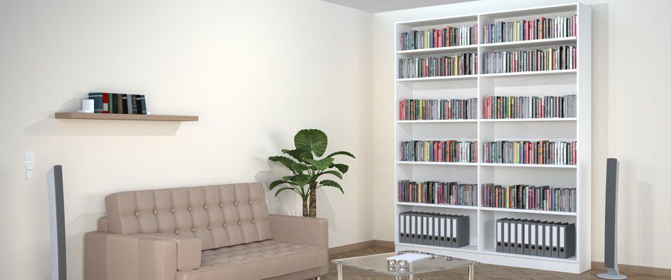 wohnzimmer regal selber bauenRegale für Wohnzimmer selber machen