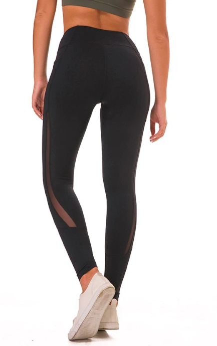 ce4320065268c Pocket Cutout Leggings – Inspired Activewear Cut Out Leggings, Athletic  Outfits, Activewear, Capri