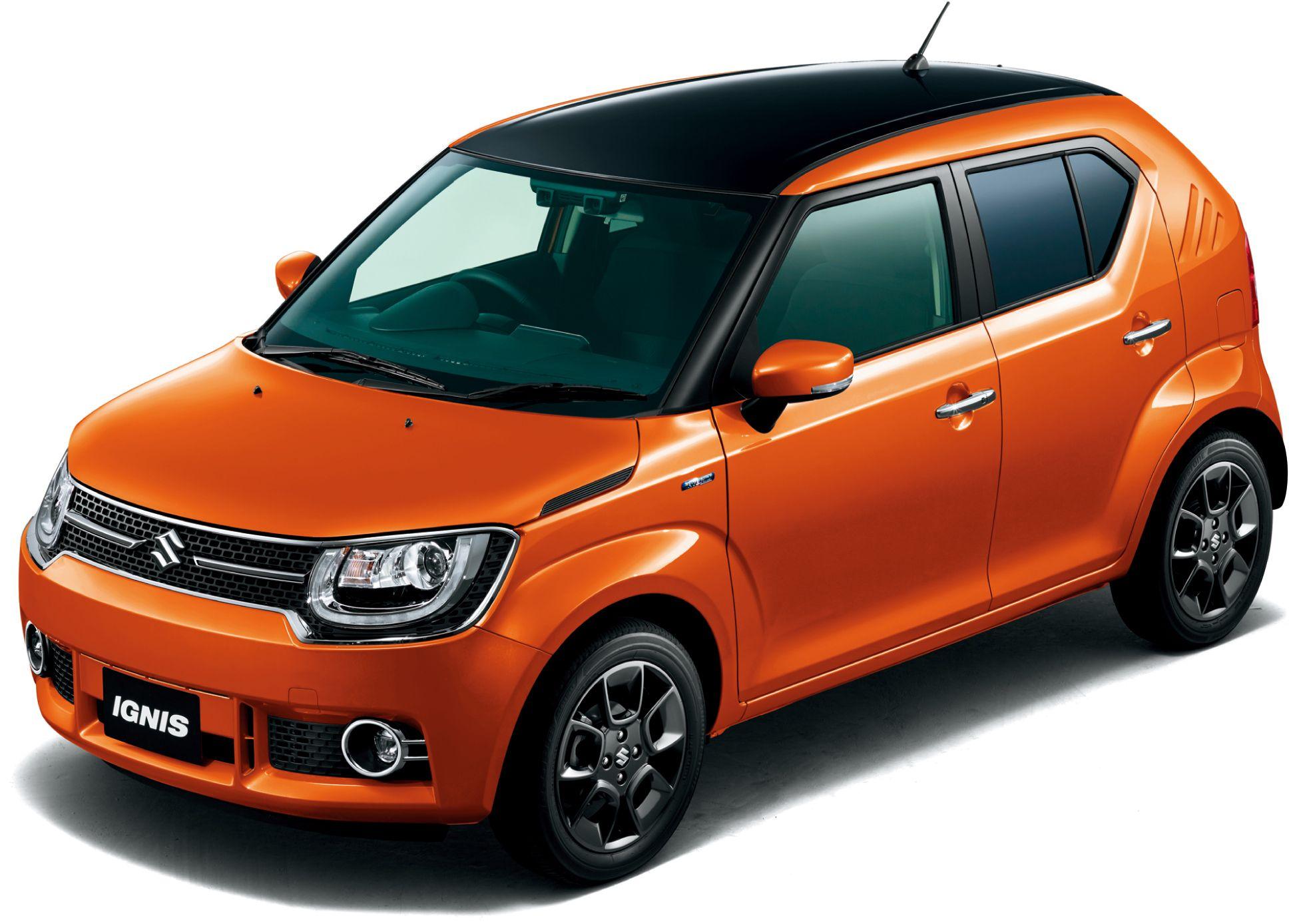 Suzuki Ignis Suzuki
