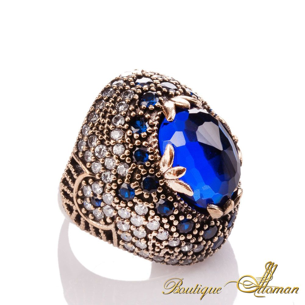 #jewellery Hareem Exclusive Collection Ring HS-0009  #jewelry #ottoman