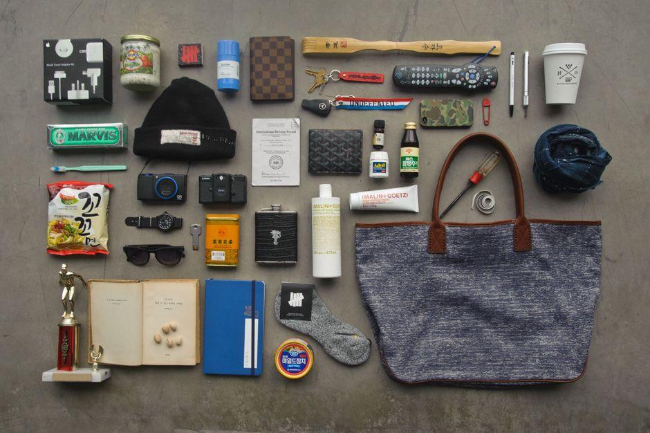 Essentials: KB Lee | Personal hygiene