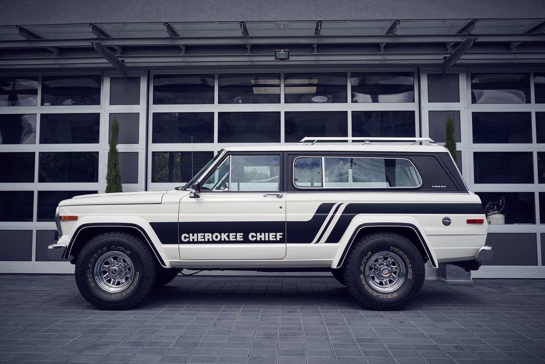 Jeep Cherokee Chief Jeep Cherokee Jeep Martini