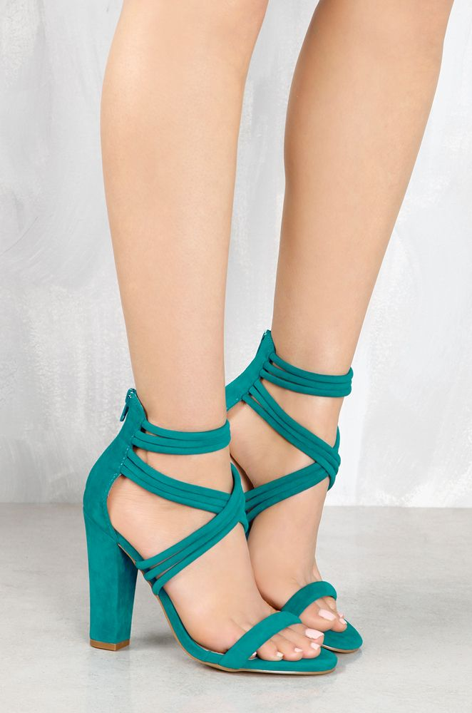 Lola Shoetique - Cross Over - Turquoise, $34.99 (http://www.lolashoetique.com/cross-over-turquoise/)
