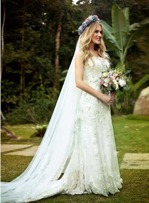 30 Modelos De Vestido De Noiva Para Casamento No Campo