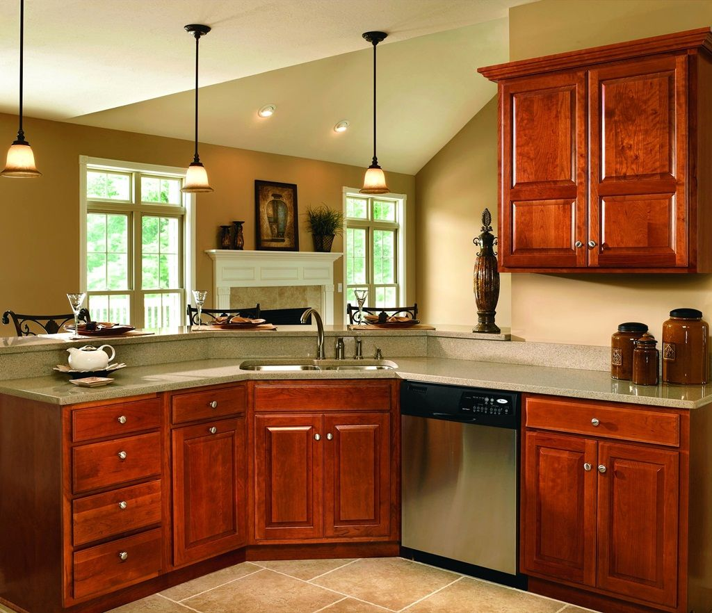 2019 Cherry Wood Cabinets - Beauty and Durability for ...