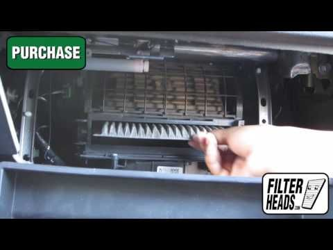 Cabin Air Filter Replacement Ford Edge