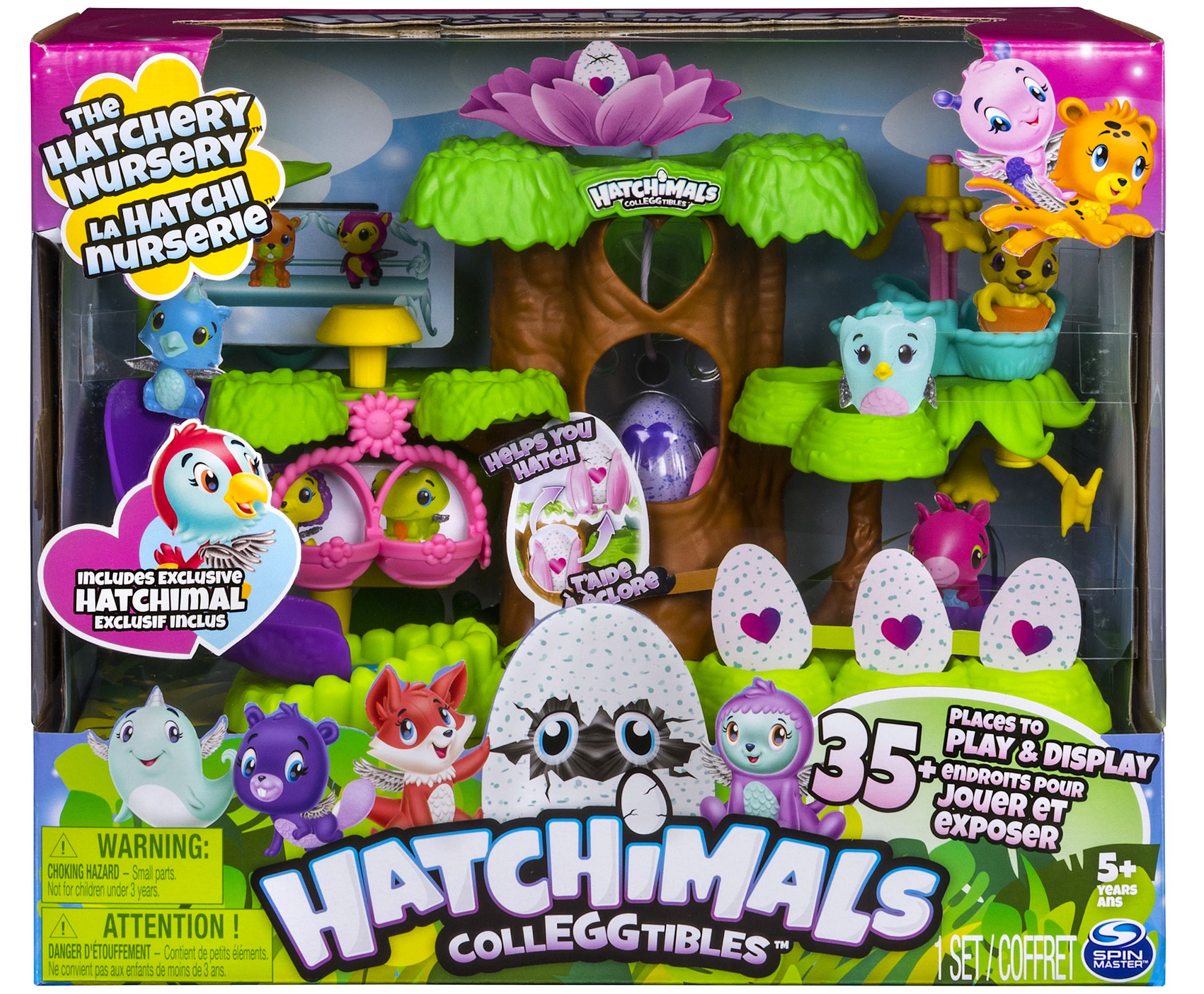 hatchimals colleggtibles mini le jouet star no l 2017 jouets tendance noel 2017. Black Bedroom Furniture Sets. Home Design Ideas