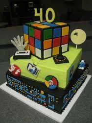 40th Birthday Cake Ideas For Men