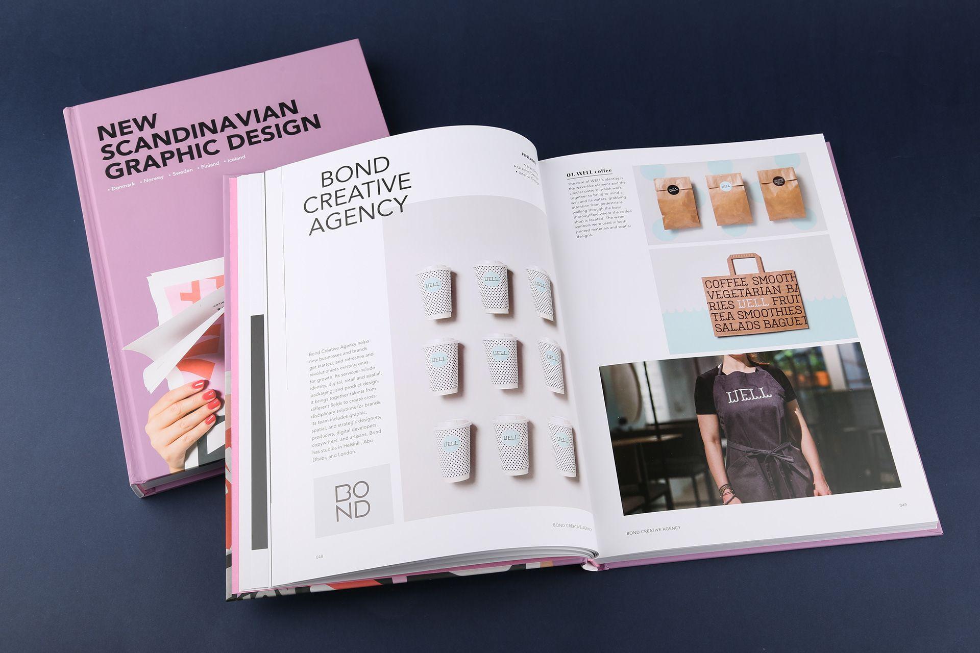 New Scandinavian Graphic Design On Behance