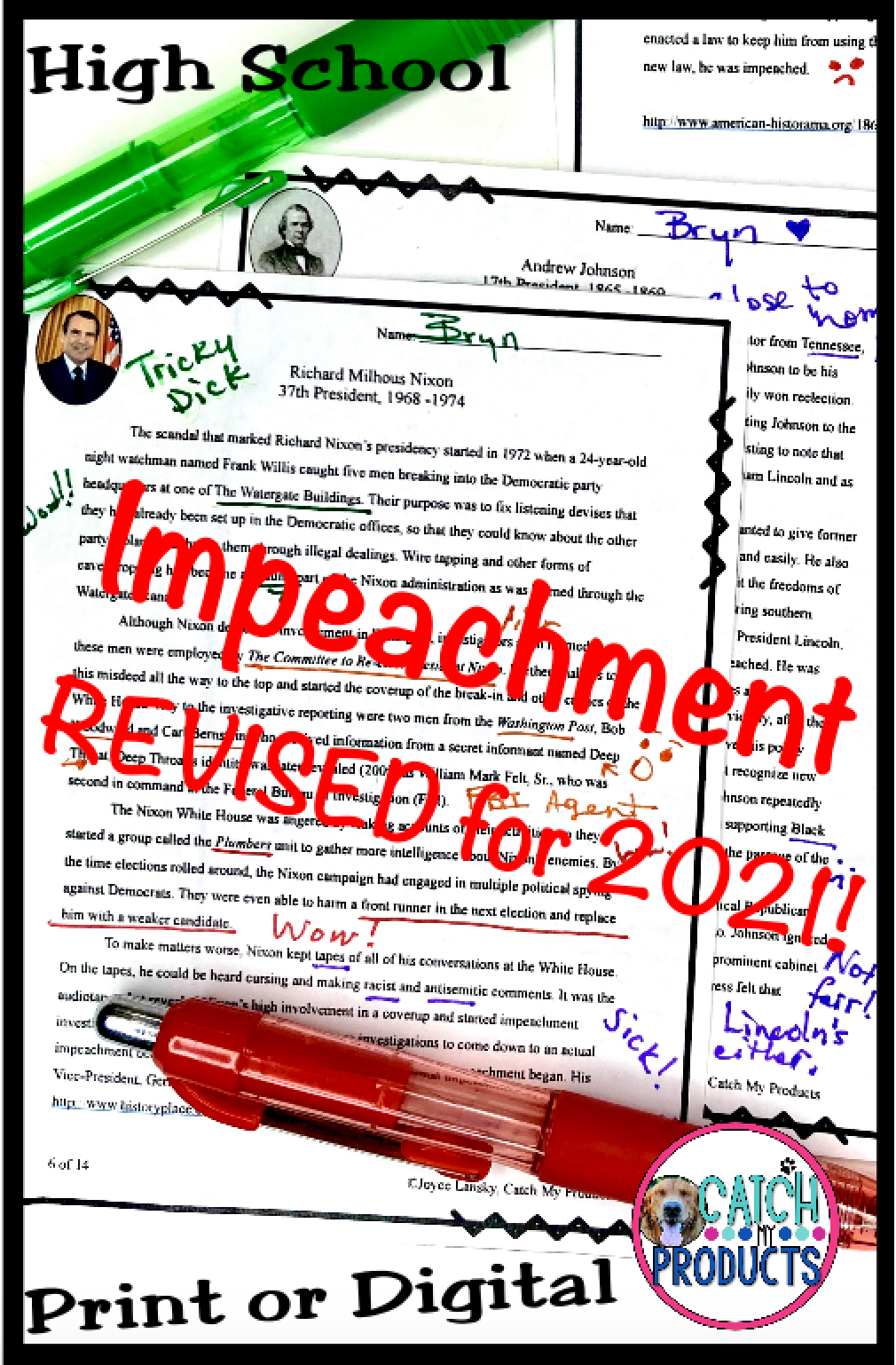 Presidential Impeachment High School Reading Comprehension And Questions In 2021 High School Reading Reading Comprehension Passages Comprehension Passage [ 1538 x 1010 Pixel ]