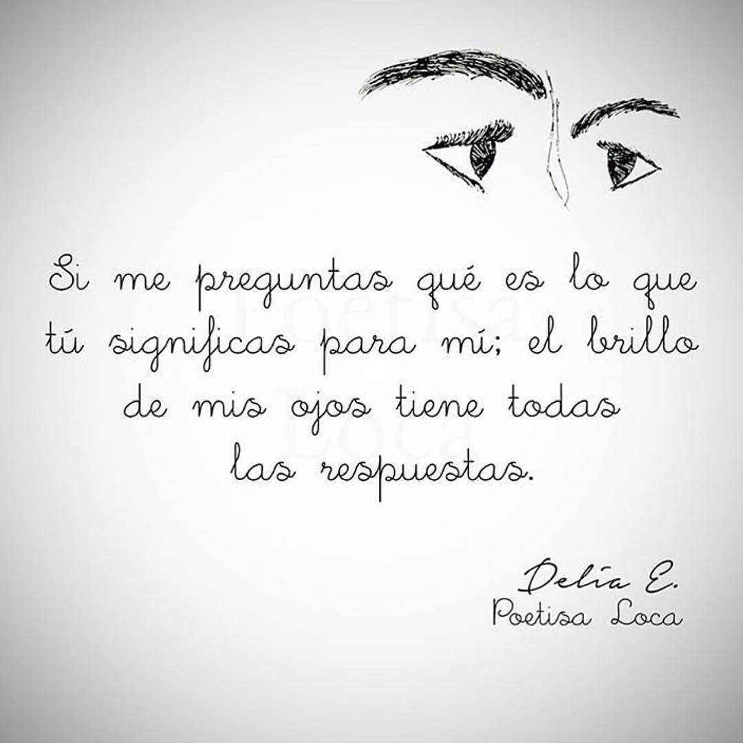Tus ojos frases de amor