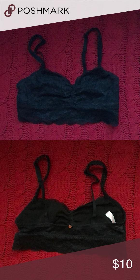 141bc6e471aa VS PINK lace bralette Unpadded, adjustable straps PINK Victoria's Secret  Intimates & Sleepwear Bras
