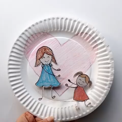 Mother's Day Love Craft