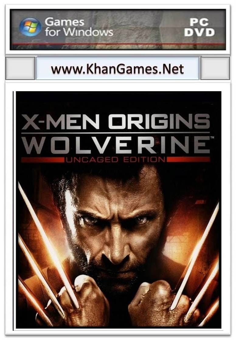 X Men Origins Wolverine Game Download Size 6 22 Gb System Requirements Operating System Windows Xp 7 Vista 8 Cpu Intel Pentiu X Men Wolverine Xbox 360 Games