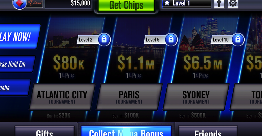 World Series of Poker Texas Holdem Hacks, Cheats, & Tips