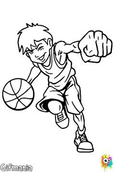 Basketball Player Dunking Clipart Google Search With Images