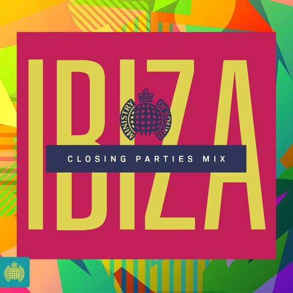 Ministry of Sound Ibiza Mixcloud - Party  | Album Art +