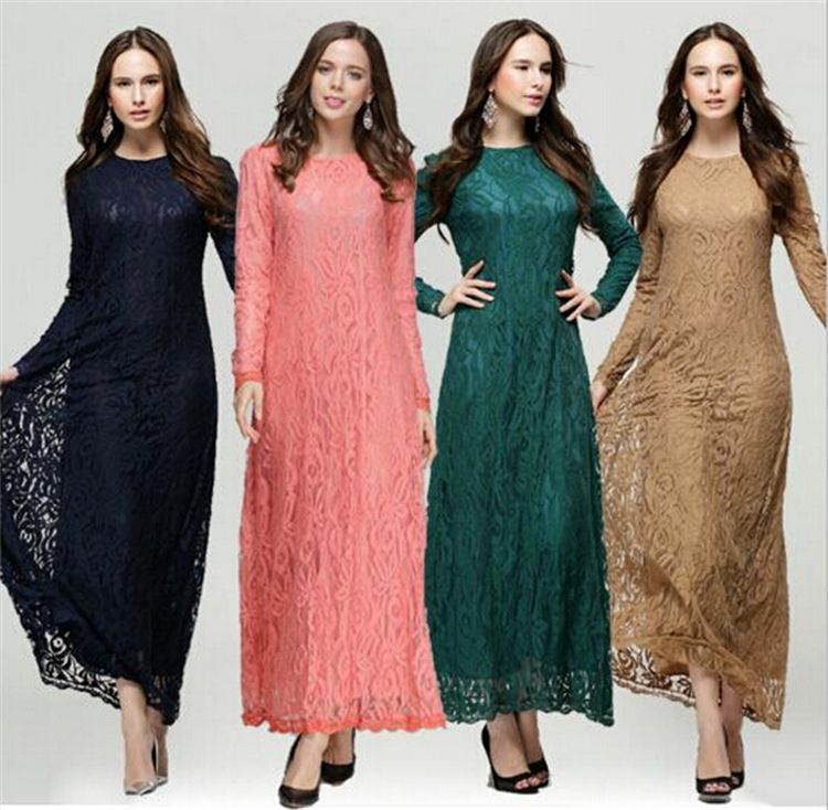 Muslim Chiffon Maxi Dress, Muslim Chiffon Maxi Dress Suppliers and  Manufacturers at Alibaba.com