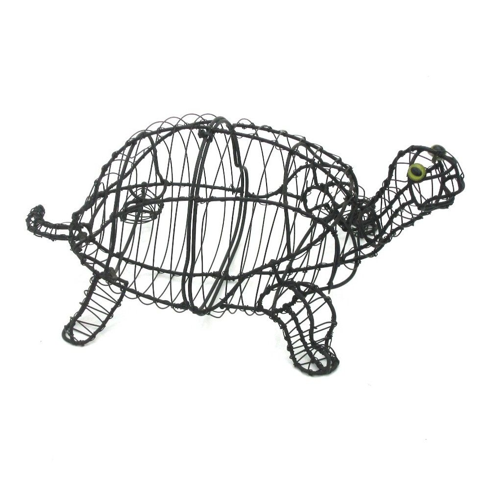 tortoise    turtle large topiary frame