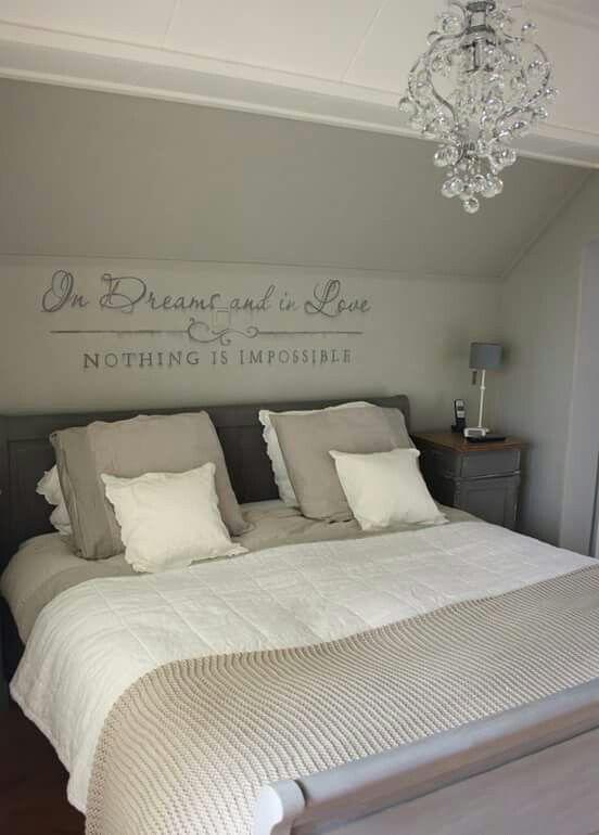 Mooie kleuren slaapkamer | Slaapkamer | Pinterest