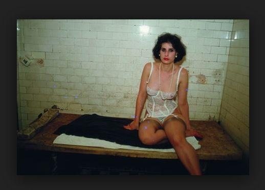 European erotic photography nan goldin