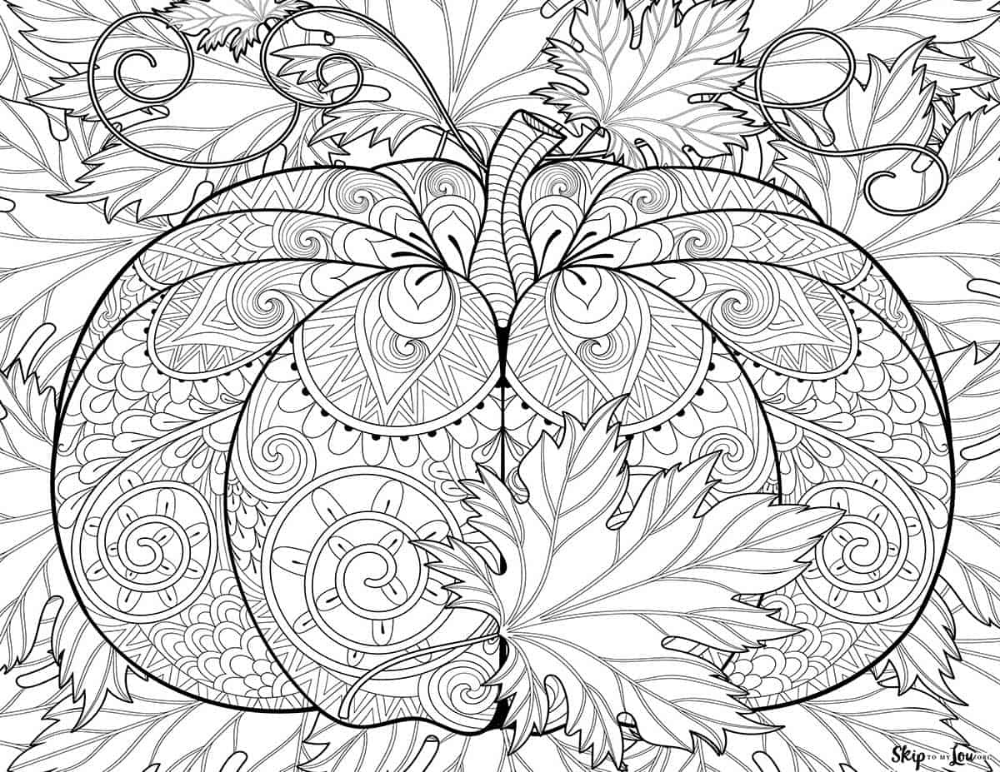 Free Printable Fall Coloring Pages Pumpkin Coloring Pages Halloween Coloring Pages Fall Coloring Pages