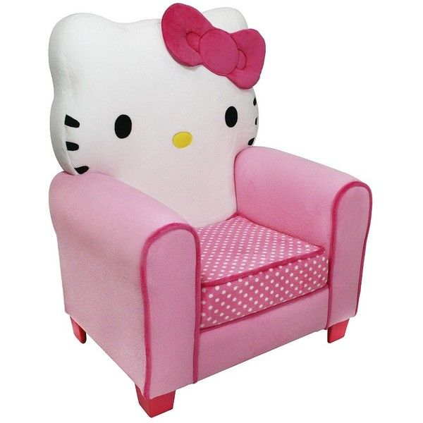 Fantastic Magical Harmony Kids Hello Kitty Icon Chair Hello Kitty Pabps2019 Chair Design Images Pabps2019Com