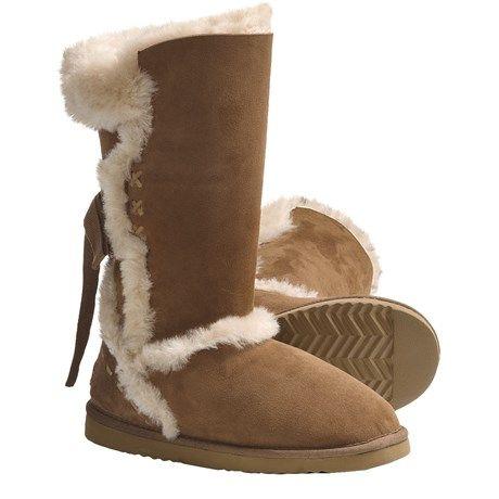 1273f852a58 LAMO Footwear LAMO Big Bear Sheepskin Boots - Shearling Lining (For ...