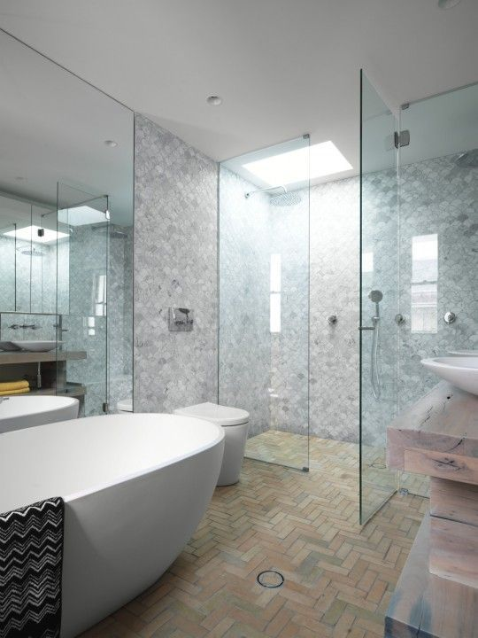 bathroom and ensuite tiling ideas - Google Search