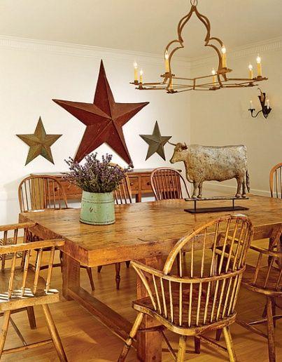 The Polished Pebble Modern Country Style Kitchen Storage: The Polished Pebble: Karin Blake: Design Retrospective