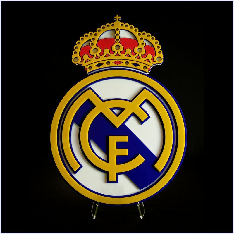 Real Madrid Logo Wallpaper Hd: Escudo Del Real Madrid Imagenes Para Descargar