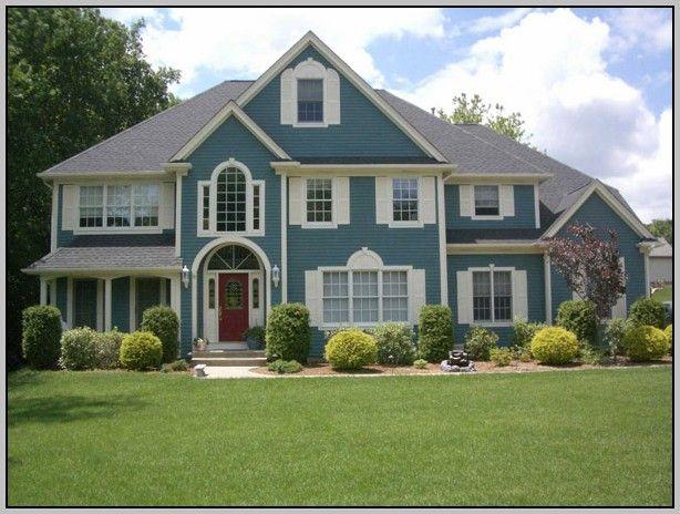 Valspar Exterior Paint Ideas Exterior House Paint Color Schemes