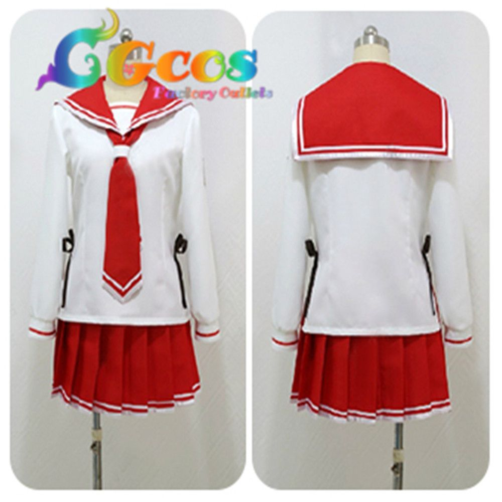 Click to Buy ucuc CGCOS Free Shipping Cosplay Costume COS Aria the
