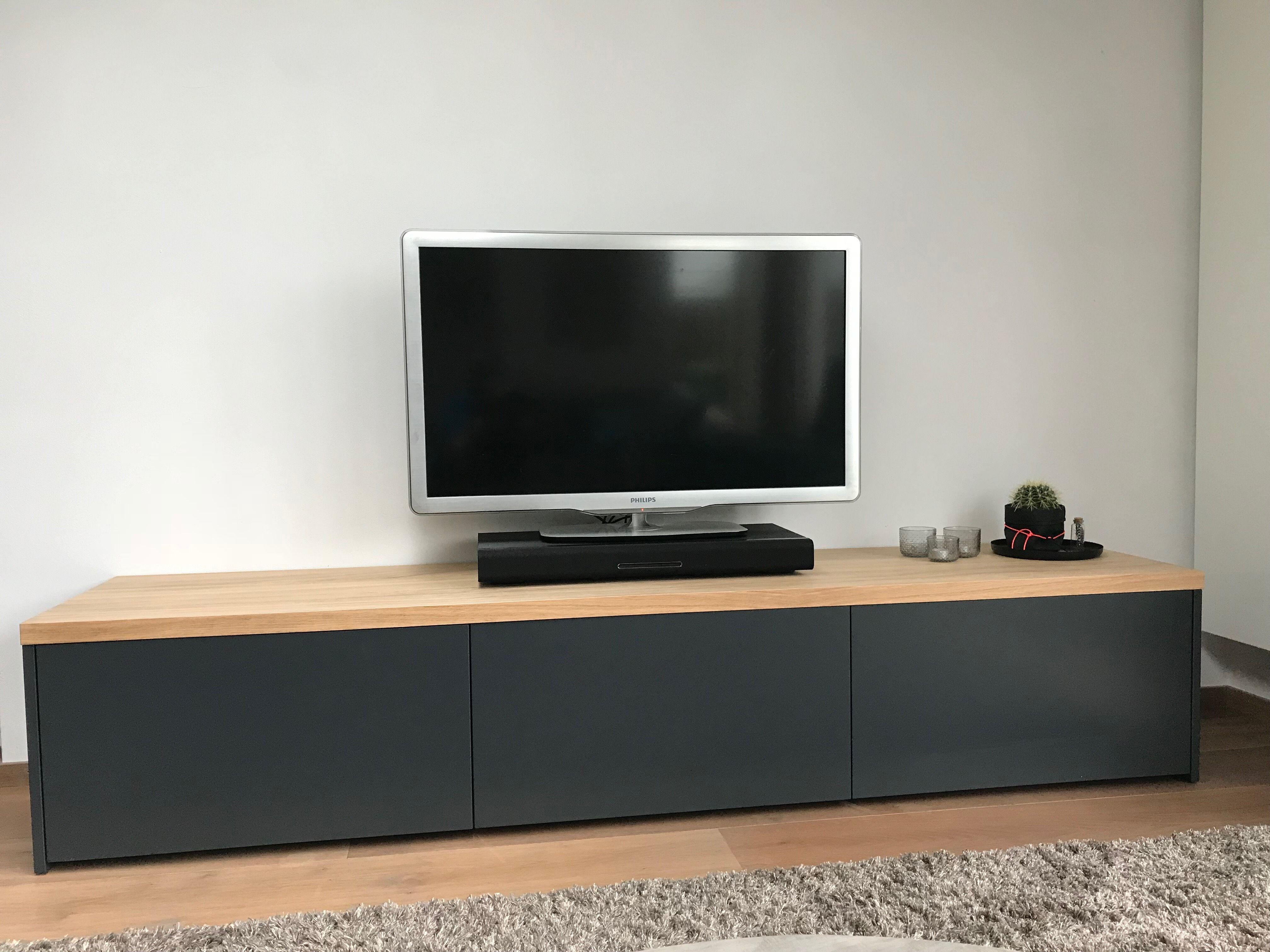 Tv Kast Nl : Maatwerk tv meubel tv kast ontwerp en realisatie