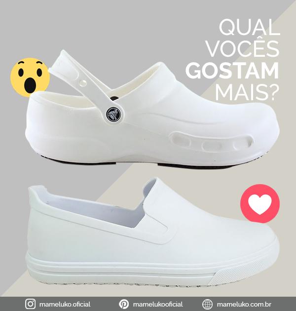 900b81943 Kit Enfermagem: Aparelho de Pressão com Estetoscópio Rappaport Preto Premium  + Sapato Branco + Garrote JRMED + Bolsa - Várias co…