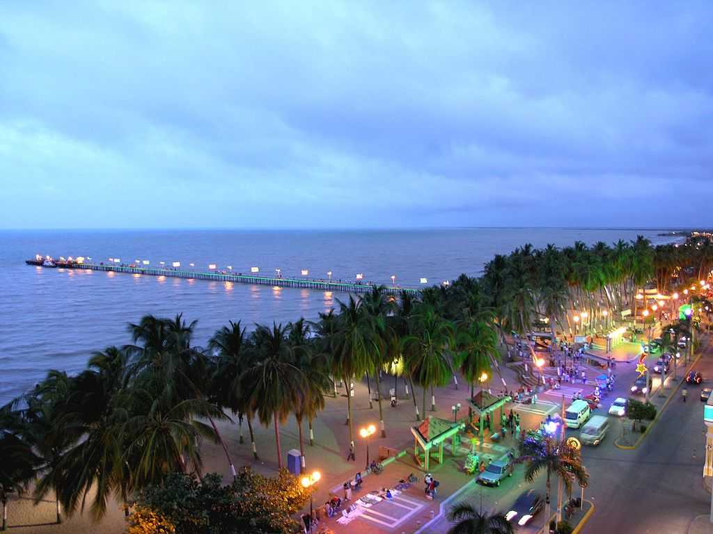 Riohacha is the capital of the department of La Guajira in