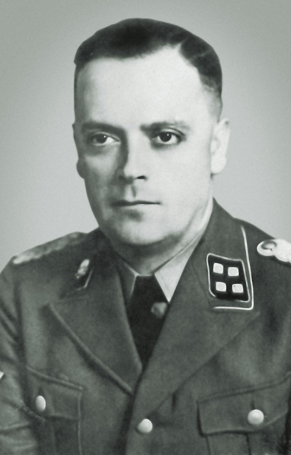 Arthur Liebehenschel (25 November 1901 – 24 January 1948) was a commandant at the Auschwitz and Majdanek death camps during World War II. He was convicted of war crimes by the Polish government following the war and executed in 1948.