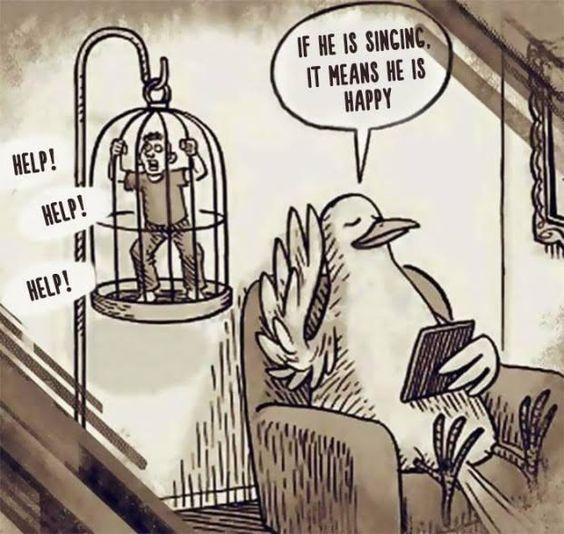 Stell Dir Mal vor, es gäbe noch eine zweite Welt. Eine Welt in der alle Rollen vertauscht sind. Nicht der Mensch dominiert in dieser Welt, die Tiere tun es.