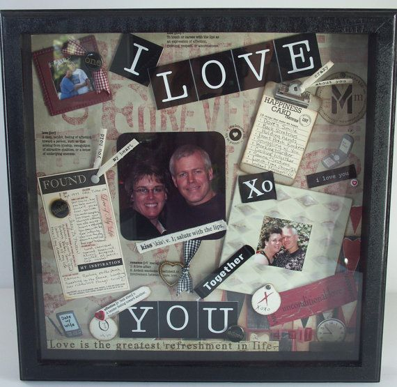 Pin By Christina Cossette On Wedding Stuff Custom Shadow Box