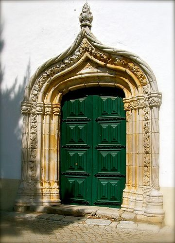 Algarve Church door | by Jocelyn777