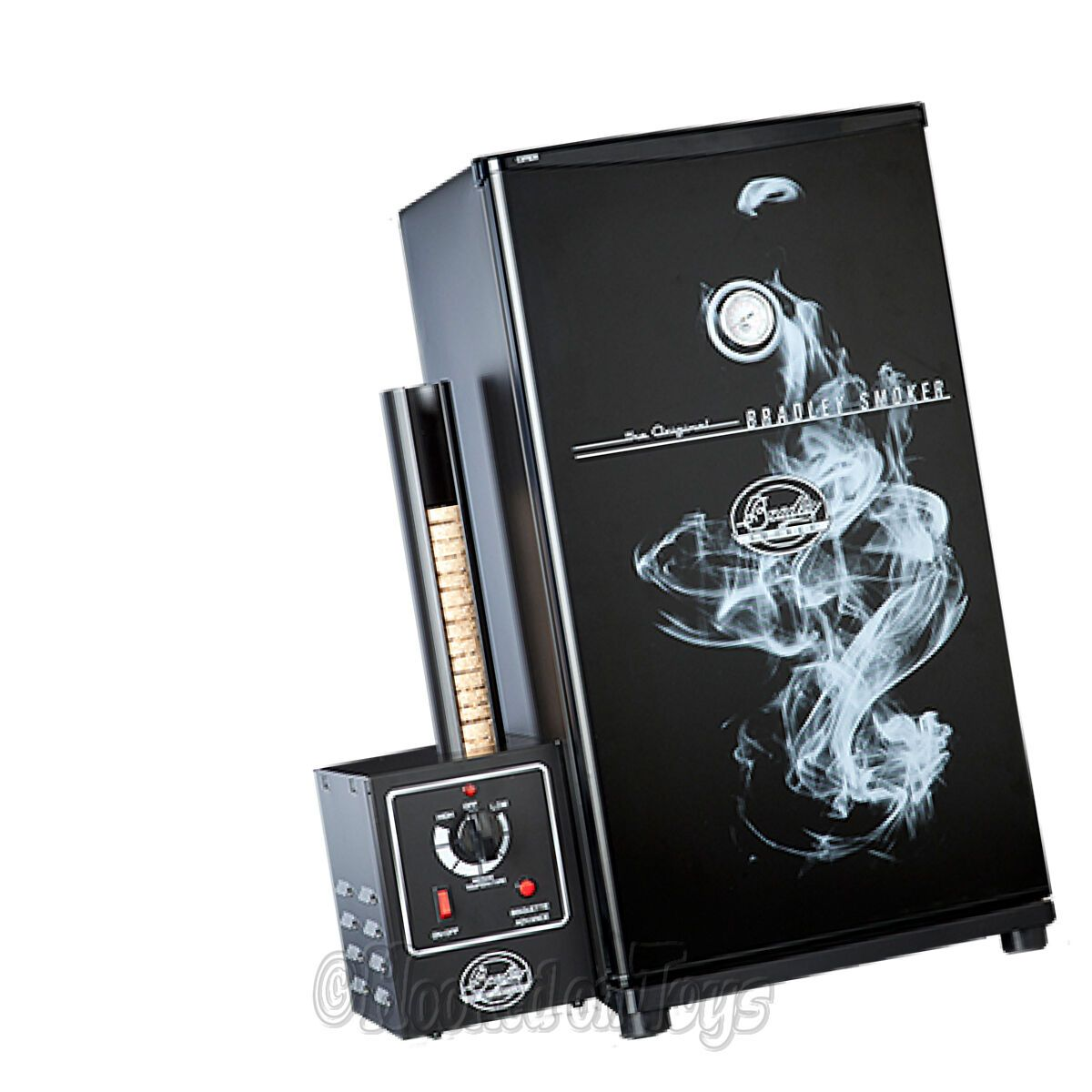 Bradley Original Smoker Bs611 4 Rack 120v Electric Outdoor Meat Barbecue New Smoker Electric Meat Smokers Best Smoker